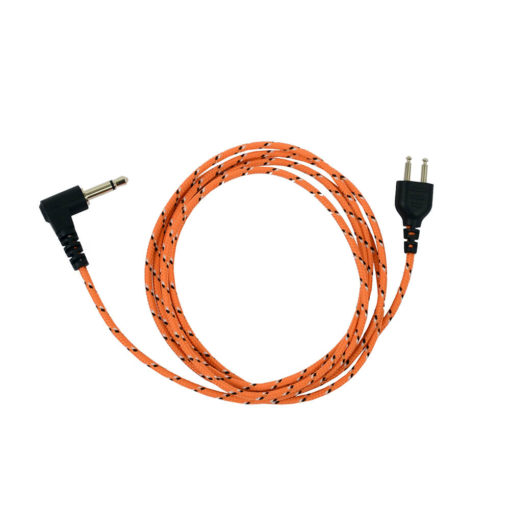 Kabel voor Peltor 1,25m 2-pin