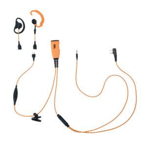 kabel voor telefoon, peltor mic/ptt icom