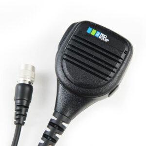 Speaker microfoon voor motorola CP