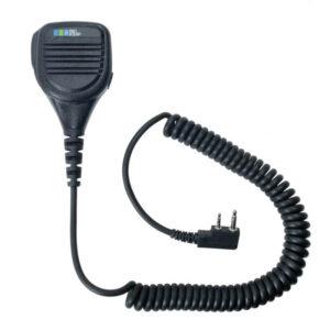 speaker microphone voor icom l-shape