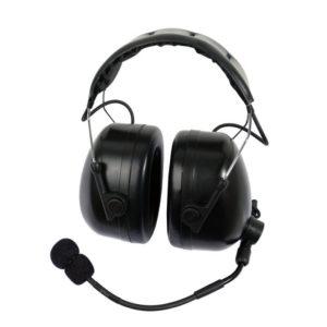 koptelefoon headset met ptt stp8000