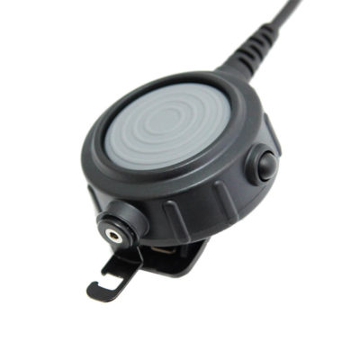 PTT box met 2,5mm female connector