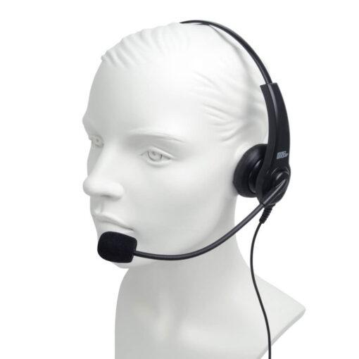 headset 1 oor voor icom portofoon
