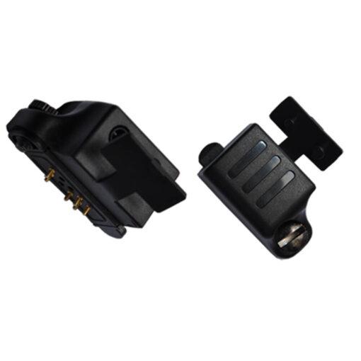 Adapter icom 9-pin naar 2-pin