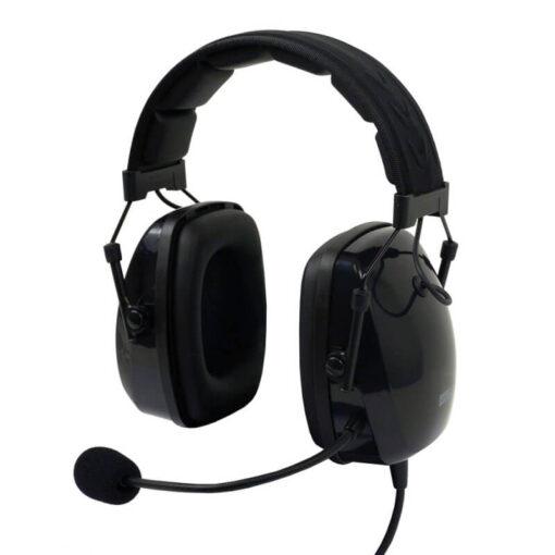 Koptelefoon noise cancelling 450mm nexus connector