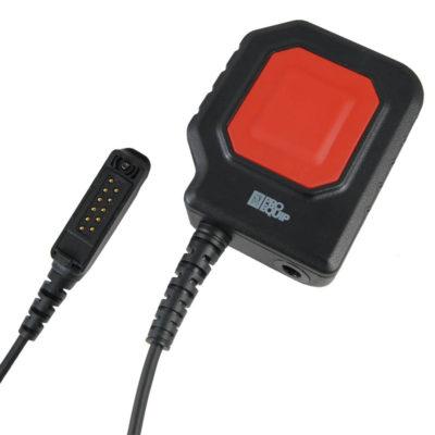PTT box voor sepura STP8000 rood
