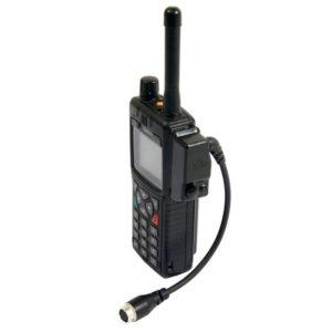 1 Wire adapter 2G-hirose 12P wireless PTT stp8000
