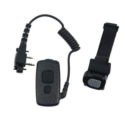 wireless ptt adapter voor icom l+screw