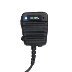 remote speaker microphone voor icom 9pin