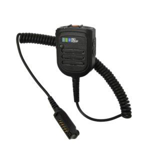 speaker microphone met versterker voor sepura stp8000