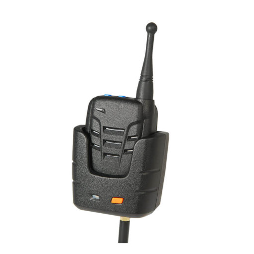 Draadloze speaker microphone