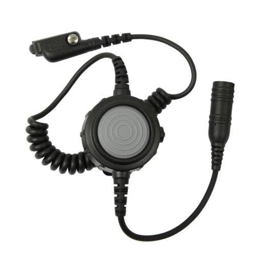 ptt box voor icom F3262/F4262 met 2,5mm connector