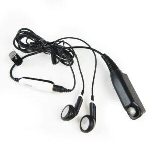 telefoon oortjes met 2,5mm aansluiting voor sepura STP8000