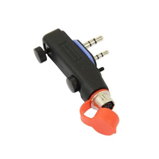 Adapter icom f1000/f3000/f3034 6pol