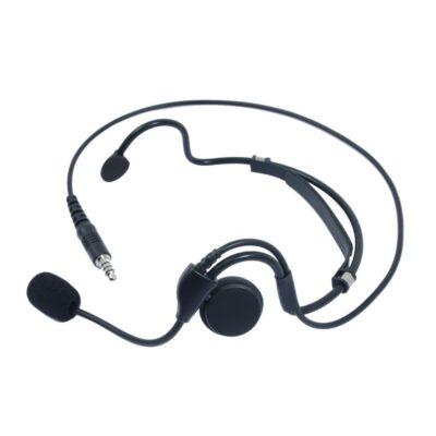 Lichtgewicht headset met nexus big aansluiting