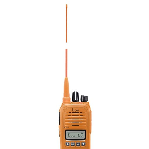 Antenne lang 141MHz voor icom j-connector