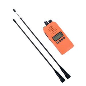 Antenne 141 Mhz voor icom portofoons