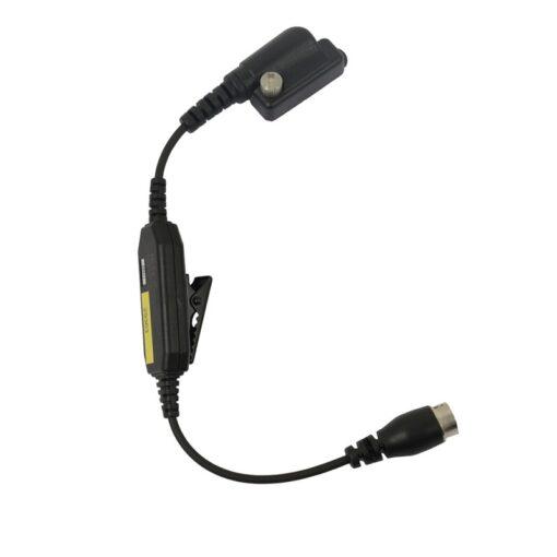 1-Wire Adapter met 2G, Hirose en 2x Draadloze PTT
