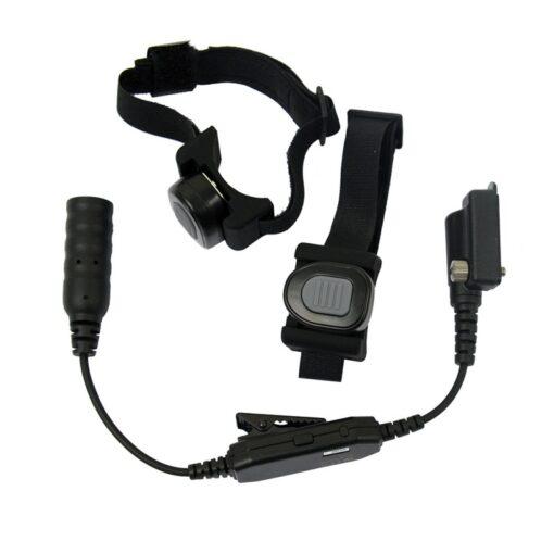1-Wire Adapter met 2G en 2x Draadloze PTT Icom