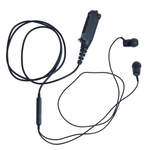 Rubberen Telefoonoortjes voor Sepura STP-series
